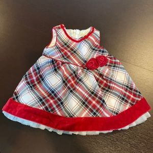 Baby girl clothes dress size 0-3 months